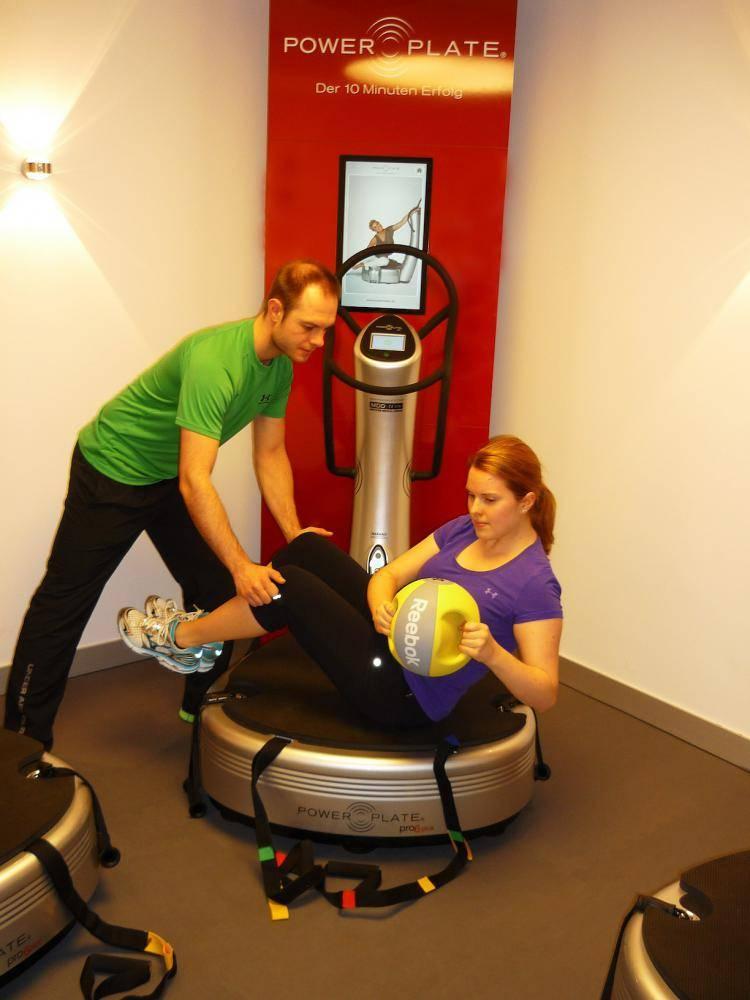 Alle Alters- und Fitnessklassen können sich mit personalisiertem Training verbessern